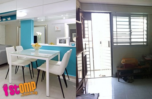 See How A Shoebox Apartment Is Turned Into Luxury Suite